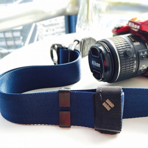 diagnl ninja camera strap navy 38mm for DSLR