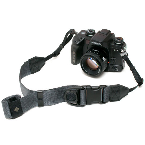 diagnl 38mm grey ninja camera strap for DSLR camera