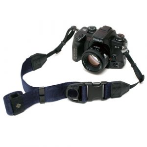 diagnl 38mm ninja camera strap navy for DSLR camera
