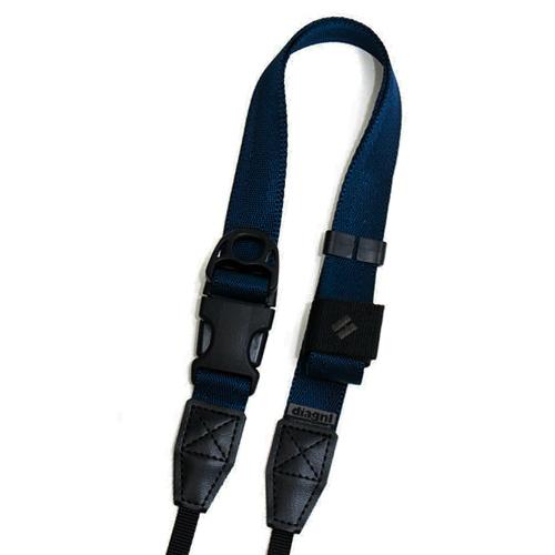 diagnl camera strap for digital camera navy color