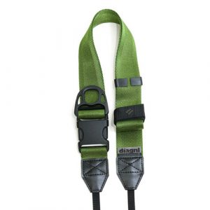 diagnl camera strap olive 38mm for DSLR