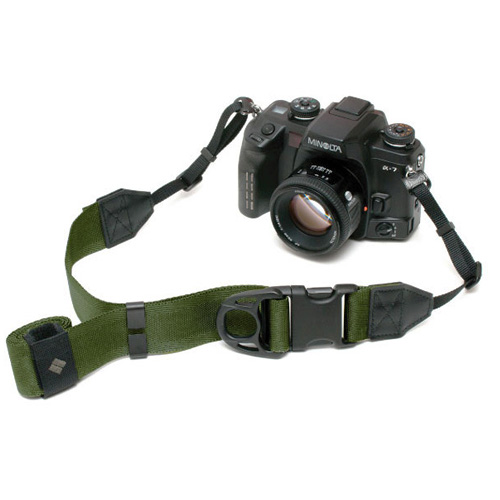 diagnl ninja camera strap olive-38mm for DSLR camera