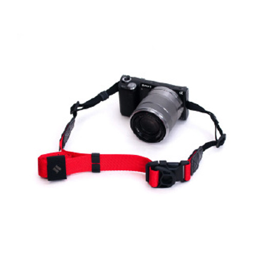 diagnl ninja camera strap red 25mm for mirrorless camera or digital camera