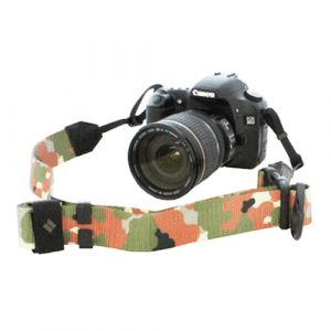 diagnl ninja camera strap Flecktarn Camo 38mm for DSLR camera