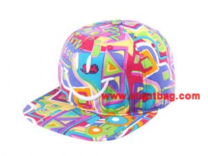 glow-smile-snapback-hat-red-1