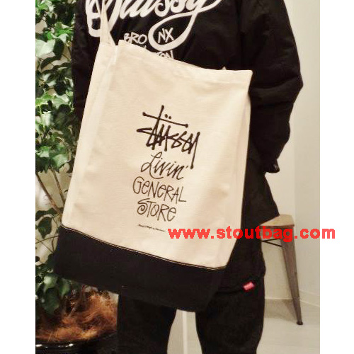stussy-gs-2way-tote-stock-logo-black-model2