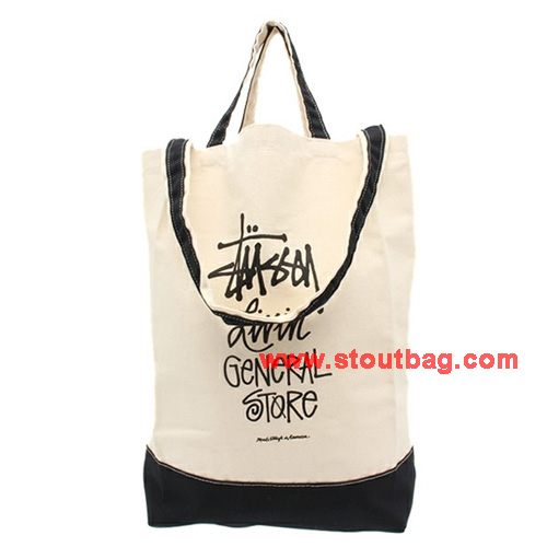 stussy-gs-2way-tote-stock-logo-black