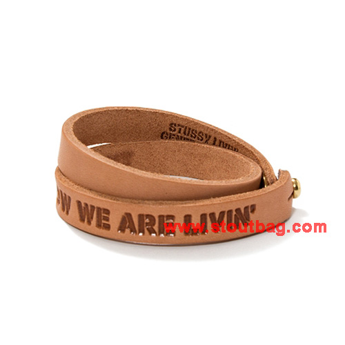 stussy-leather-hand-strap-brown-1