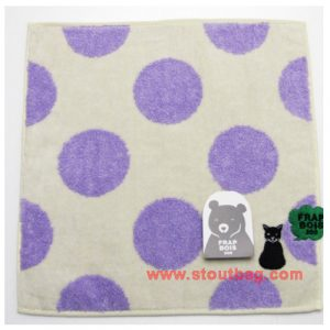 frapbois-zoo-dot-cat-towel-purple-1