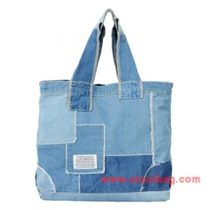 ne-net nya denim totebag