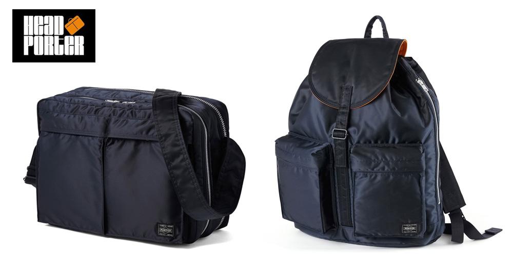 3bf653f6e5a2 HEAD PORTER 打做出獨特及多功能的袋