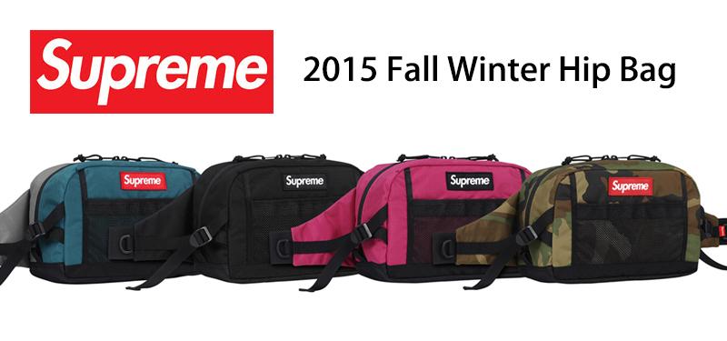 16f0428fc9 Supreme Hip Bag | STOUT Online Shop