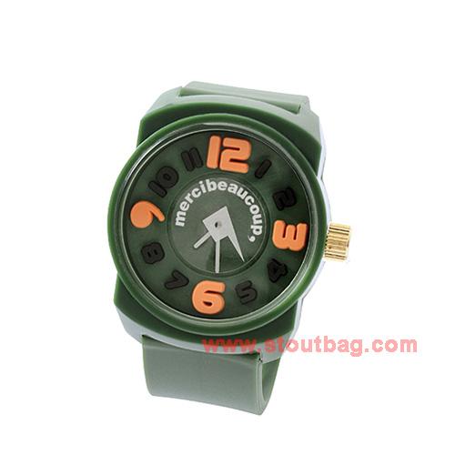 mercibeaucoup-toy-watch-khaki-1