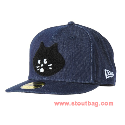 ne-net nya x new era denim cap