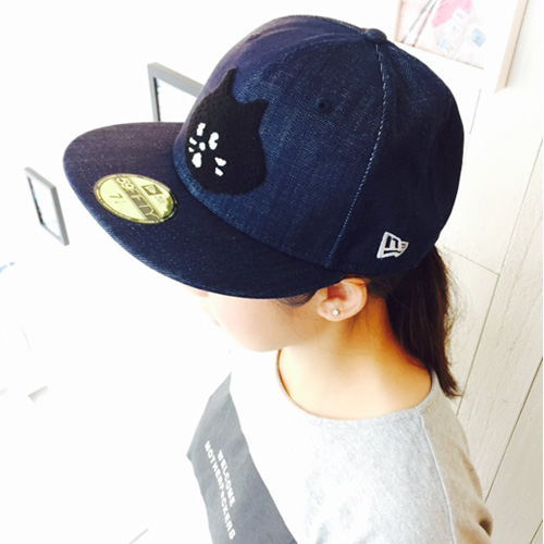 ne-net-nya-new-era-denim-cap-model