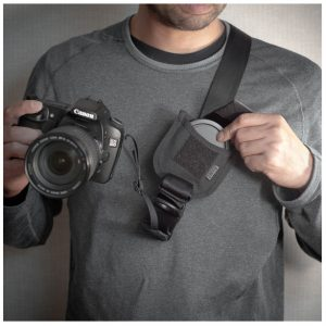 diagnl ninja strap and lens cap