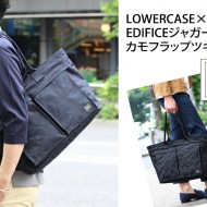 LOWERCASE×PORTER×EDIFICE-totebag