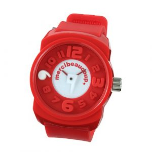 mercibeaucoup-toy-watch-japan-red-1