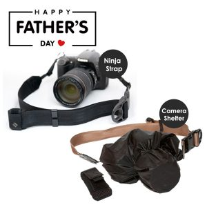 Father's Day Special Camera Strap and Camera Shelter