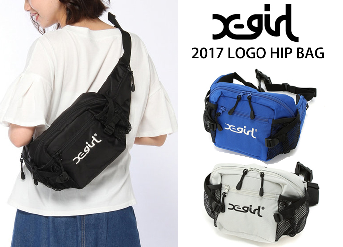 x-girl-logo-hip-bag
