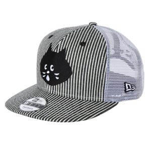 ne-net nya x new era 9fifty cap 黑色, stout shop 有售