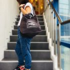 lowercasexporter-totebag-charcoal in stout online shop