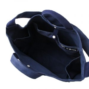 lowercasexporter-totebag-navy-2 by stoutbag