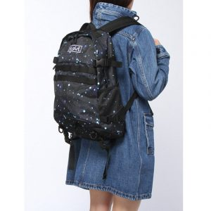 x-girl adventure backpack universal color in stoutbag